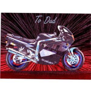 3548 Motorbike Suzuki – Heron Dufex