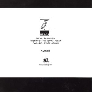 0708 Turtle Dove – Heron – Dufex