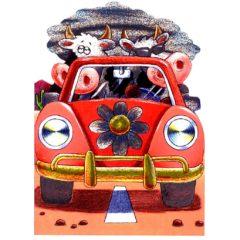 4160 Drivin' Miss Daisy