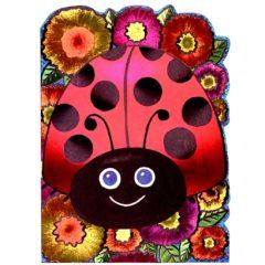 4167 Ladybird – by Nikki Golesworthy