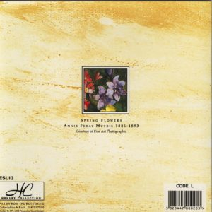 ESL13 Spring Flowers – by Annie Feray Mutrie – 1826-1893