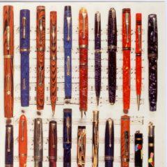 ESL31 Vintage Fountain Pens & Pencils – Henley Collection