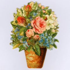 GE39 Pot of Flowers @ Brian Paterson