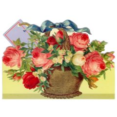 GE75 Rose Basket @ Brian Paterson