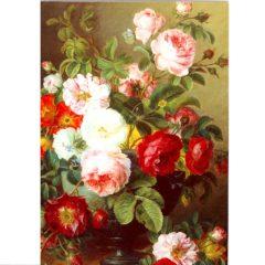 ES13 A Still Life of Roses  – by Melanie De Comolera