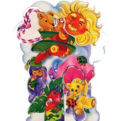 C-3D762 Teddy/Toys
