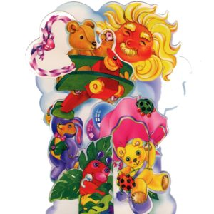 3D762 Teddy/Toys