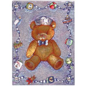 0518 Baby Boy Teddy – Heron – Dufex