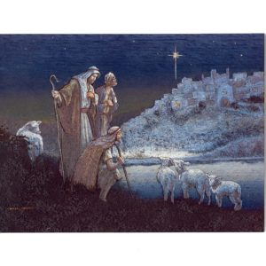 0702 While the Shepherds Watch – Heron – Dufex