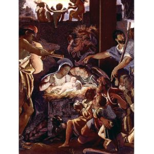 0703 Adoration of the Shepherds – Heron – Dufex
