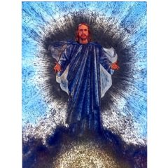 2153 Jesus on Clouds