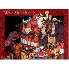 3685 Santa's Presents – by Donna Race