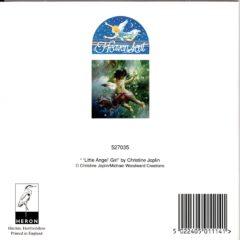 7035 Little Angel Girl