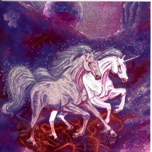 7058 Planet & Unicorns – by Chris Howard