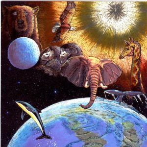 7068HB Planet & Animals of the Wild – by Alan Fairbrass