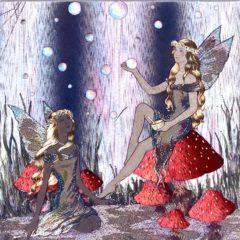 7090 Bubble Fairies