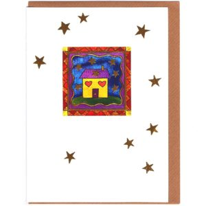 8115 House with Stars – by Helen Penton-Voak