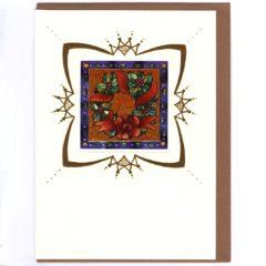 8134 Xmas Wreath – by Nikki Golesworthy
