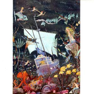 P1269 Davy Jones' Locker – by Ron Henry