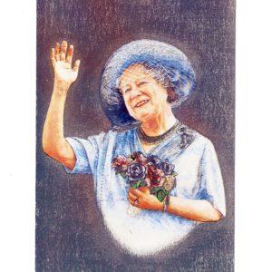 P1313 HM Queen Elizabeth – The Queen Mother