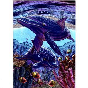 P1343 Ocean Life – Courtesy of T.M.W. Design