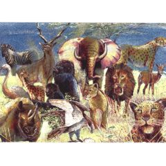 P1364 African Animals