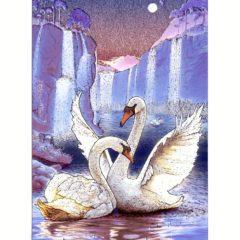 P1374 Swan Dreams
