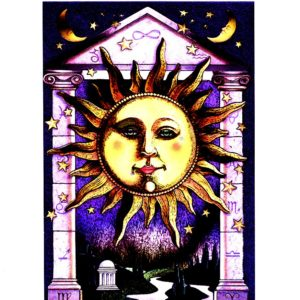 P1376 The Sun Temple – by Meiklejohn Graphics