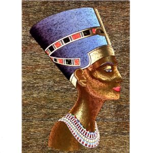P1866 Queen Nefertiti