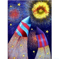 3704 Fireworks – Congratulations