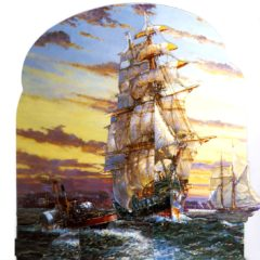 AFA2 The Windsor Park – Sailing Ship