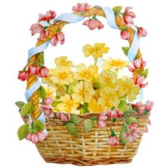 FB10 Primrose Basket