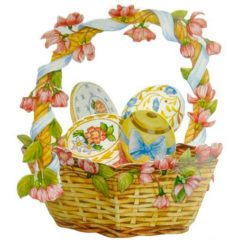 FB8 Eggs in a Basket