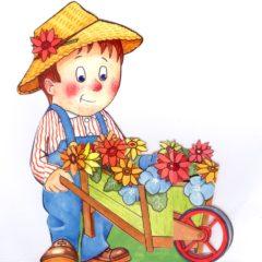 LR1 Little Gardener