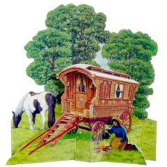 BYG3 Gypsy Caravan