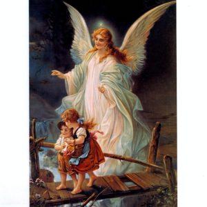 4050 0027 Guardian Angel (Gallery Graphics)