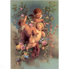 4050 0256 Cherubs (Gallery Graphics)