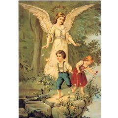 4050 0261 Guardian Angel III (Gallery Graphics)