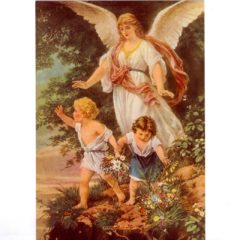 4050 0301 Guardian Angel (Gallery Graphics)
