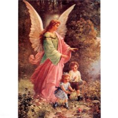 4050 1243 Guardian Angel (Gallery Graphics)