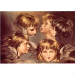 4050 1255 Angel Heads – by Sir Joshua Reynolds