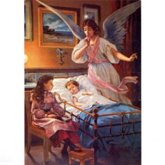 4050 1287 Guardian Angel (Gallery Graphics)