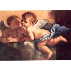 4050 1360 Tenderness – By Guercino