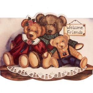 4050 1492 Welcome Friends – Laurie Korsgaden