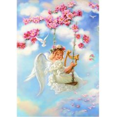 4050 1512 Sweetly Swinging – by Sandra Kuck