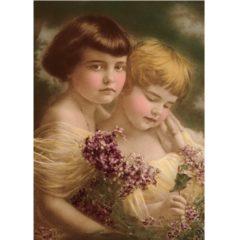 4050 2025 Sweet Innocence – My Friend – (Gallery Graphics)