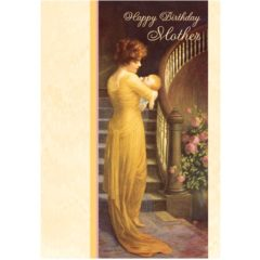 4050 2077 Happy Birthday Mother (Gallery Graphics)