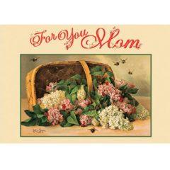 4050 2078 Flowers in Basked –  For You Mom – Paul de Longpre