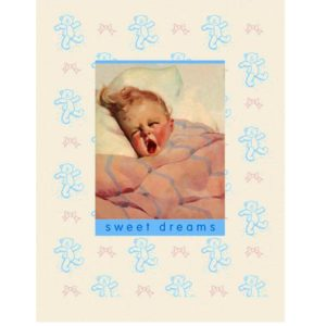 4050 2084 Sweet Dreams – Baby  (Gallery Graphics)
