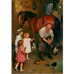 4050 2099 Won't You Fix My Horse,  Too – by Artur J. Elsley